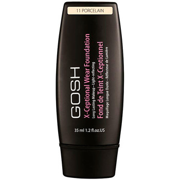 Belleza Mujer Base de maquillaje Gosh X-ceptional Wear Foundation Long Lasting Makeup 11-porcelai