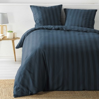 Casa Ropa de cama Douceur d intérieur CLEO Azul / Noche