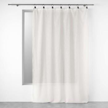 Casa Cortinas transparentes Douceur d intérieur LINKA Blanco