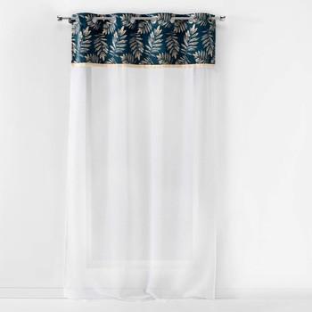 Casa Cortinas transparentes Douceur d intérieur ADELOR Azul