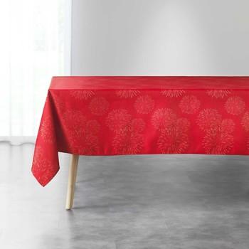 Casa Manteles Douceur d intérieur ARTIFICE Rojo / Dorado