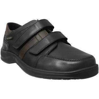 Zapatos Hombre Derbie Mobils By Mephisto Eymar Negro/Brown