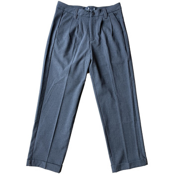 textil Mujer Pantalones fluidos Freeman T.Porter Pantalon  Anais Polyneo Gris