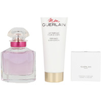 Belleza Mujer Colonia Guerlain Mon  Bloom Of Rose Lote