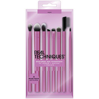 Belleza Mujer Pinceles Real Techniques Everyday Eye Essentials Lote