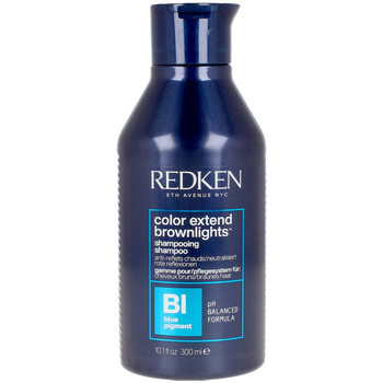 Belleza Champú Redken Color Extend Brownlights Blue Toning Shampoo