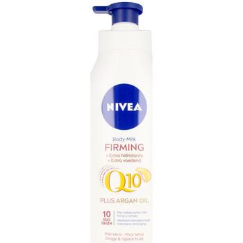 Belleza Mujer Hidratantes & nutritivos Nivea Q10+ Argán Oil Firming Body Milk Ps
