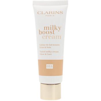 Belleza Mujer Maquillage BB & CC cremas Clarins Milky Boost Cream 03.5