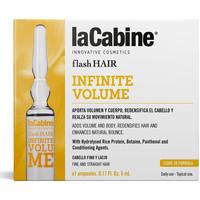 Belleza Mujer Tratamiento capilar La Cabine Flash Hair Infinite Volume  7 X 5 Ml