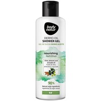 Belleza Productos baño Body Natur Dermo Oil Gel De Ducha Dermo Aceite 400 Ml