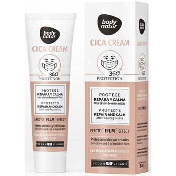 Belleza Hidratantes & nutritivos Body Natur Cica Cream Protege Repara Y Calma Tras El Uso De Mascarilla