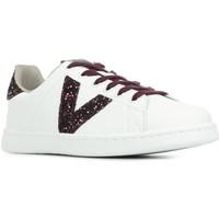 Zapatos Mujer Zapatillas bajas Victoria Tenis Blanco