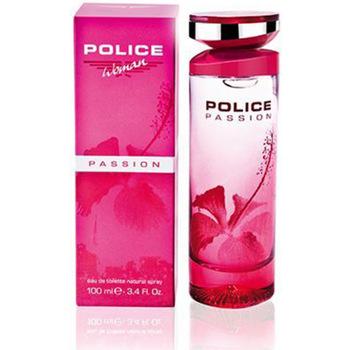 Belleza Mujer Agua de Colonia Police Passion Edt Vaporizador