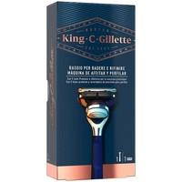 Belleza Hombre Afeitadoras & cuchillas Gillette King Shave & Edging Razor