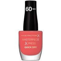Belleza Mujer Esmalte para uñas Max Factor Masterpiece Xpress Quick Dry 416-feelin' Peachy