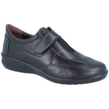 Zapatos Mujer Mocasín Luisetti Zapato Confort Lady 17714ST Negro Negro