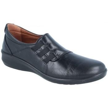 Zapatos Mujer Mocasín Luisetti Zapato Confort Lady 0308 Negro Negro