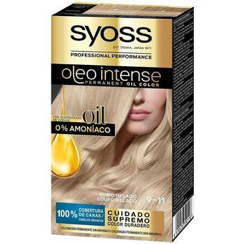 Belleza Mujer Coloración Syoss Olio Intense Tinte Sin Amoniaco 9.11-rubio Helado