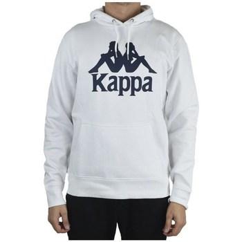 textil Hombre Sudaderas Kappa Taino Hooded Blanco