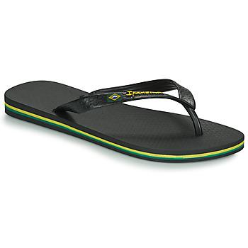 Zapatos Hombre Chanclas Ipanema CLASSICA BRASIL II Negro