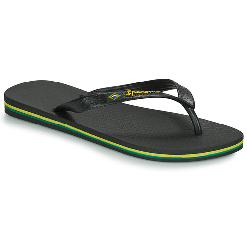 Ipanema CLASSICA BRASIL II Negro - Envío gratis | ! - Zapatos Chanclas Hombre