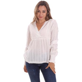 textil Mujer Tops / Blusas Gaudi 111BD45024 Blanco