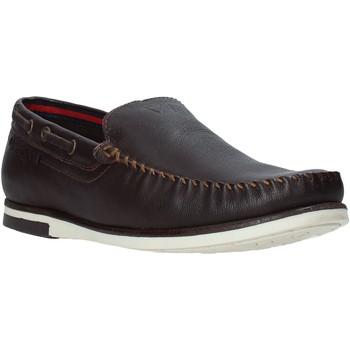 Zapatos Hombre Mocasín Wrangler WM01141A Marrón