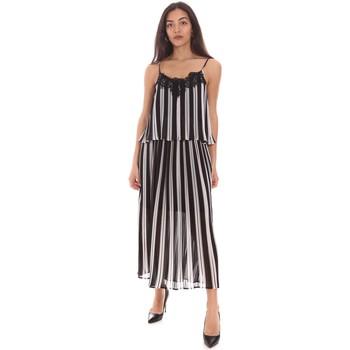 textil Mujer Vestidos largos Gaudi 111BD15007 Negro