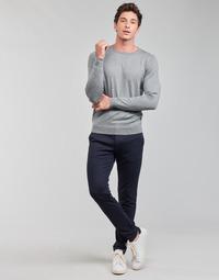 textil Hombre Pantalones chinos Only & Sons  ONSMARK Marino
