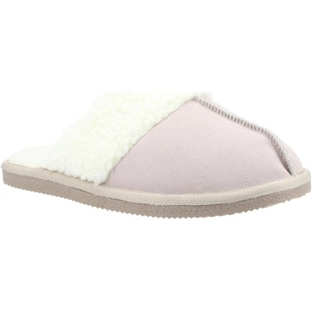 Zapatos Mujer Pantuflas Hush puppies  Beige