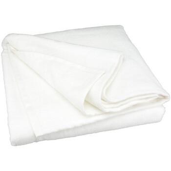 Casa Toalla de playa A&r Towels 100 cm x 190 cm RW6043 Blanco