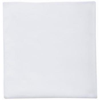 Casa Toalla y manopla de toalla Sols 30 cm x 50 cm PC2173 Blanco