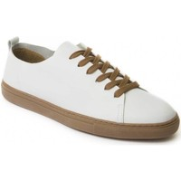 Zapatos Hombre Zapatillas bajas Montevita 71859 WHITE