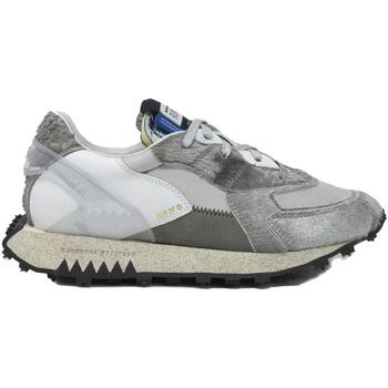 Zapatos Mujer Running / trail Run Of ZAPATILLA RUN OF ALLUMINIO SILVER & GREY MUJER
