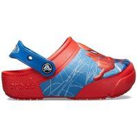 Zapatos Niños Zuecos (Clogs) Crocs Baby Funlab Spiderman Flame Rojo