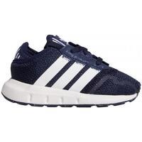 Zapatos Niños Zapatillas bajas adidas Originals Sneakers Swift Run X I FY2186 Azul