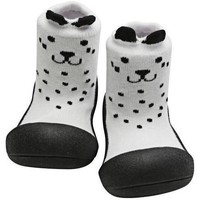 Zapatos Niña Pantuflas para bebé Attipas Cutie White Blanco