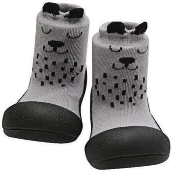 Zapatos Niña Pantuflas para bebé Attipas Cutie Grey Gris