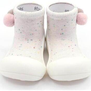 Zapatos Niños Pantuflas para bebé Attipas Shooting Star Cream Beige