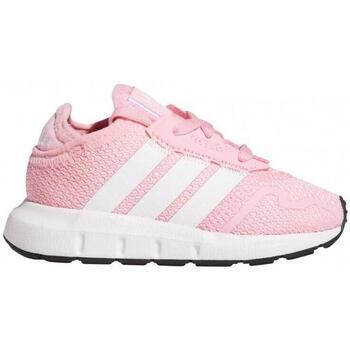 Zapatos Niña Running / trail adidas Originals Sneakers Swift Run X I FY2183 Rosa