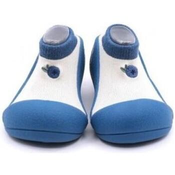 Zapatos Niño Pantuflas para bebé Attipas Fruit Blue Azul