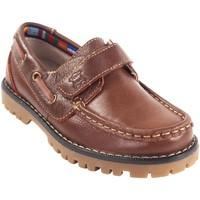 Zapatos Niño Zapatos náuticos Bubble Bobble Zapato niño  a766 marron Marrón