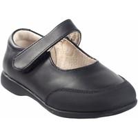 Zapatos Niña Bailarinas-manoletinas Bubble Bobble Zapato niña  a005 negro Negro