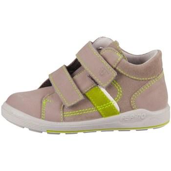 Zapatos Niños Zapatillas bajas Ricosta Laif Verdes, Beige