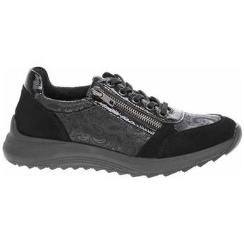 Zapatos Mujer Zapatillas bajas Remonte Dorndorf D570102 Negros, Grafito