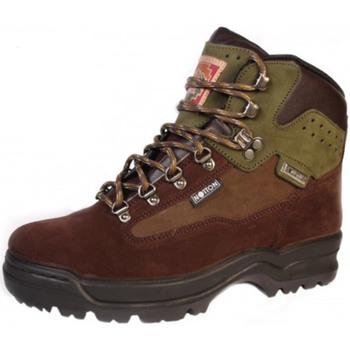 Zapatos Hombre Botas de caña baja Notton 770 MARRON