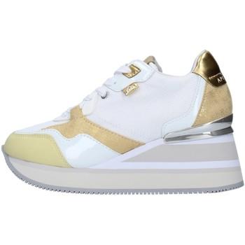 Zapatos Mujer Zapatillas altas Apepazza S1HIGHNEW07/NYL AMARILLO