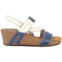 Zapatos Mujer Sandalias Blue Sandal 4325 blanco