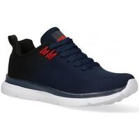 Zapatos Hombre Zapatillas bajas Air 58848 azul