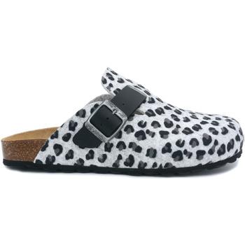 Zapatos Mujer Zuecos (Clogs) Billowy 7055C03 Gris